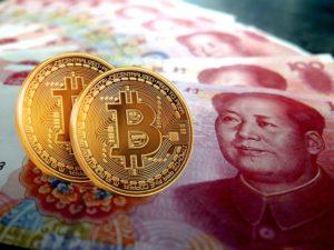 中国 BTC