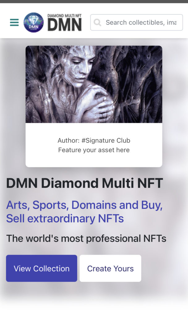 DMW NFT 2